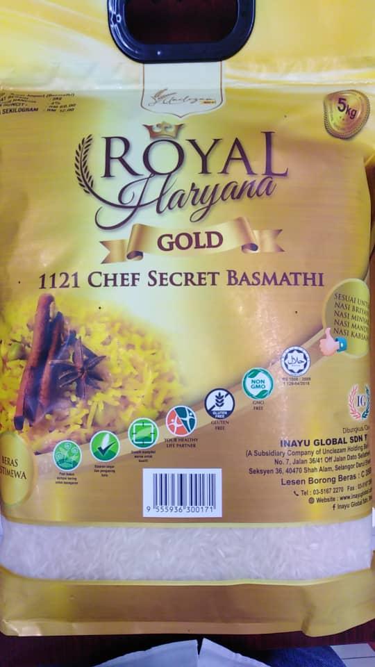 ROYAL HARYANA GOLD